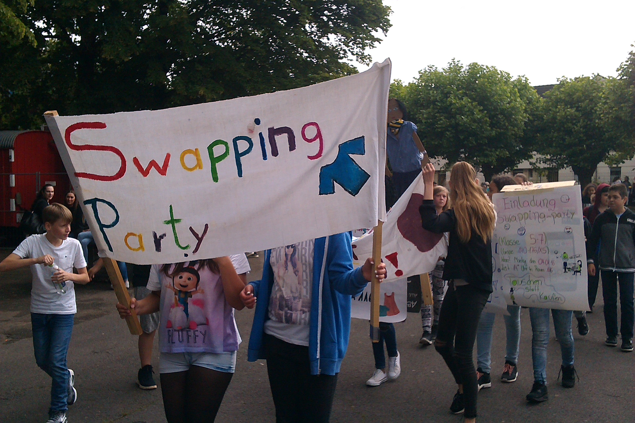 Demo Swapping Party 2